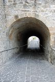 Historic passage Royalty Free Stock Photo