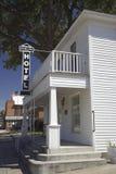 The Historic Phelps Hotel stock photos