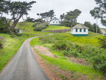 Historic Point Reyes, California Stock Photo