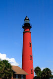 Historic Ponce De Leon lighthouse Royalty Free Stock Photos