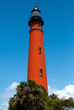 Historic Ponce De Leon lighthouse Stock Photos