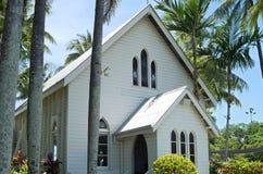 Free Historic Port Douglas Chapel By Sea Royalty Free Stock Photography - 86698617