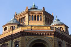 Historic postfuhramt building berlin germany. The historic postfuhramt building berlin germany Royalty Free Stock Image