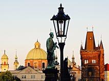 Historic Prague Stock Photo