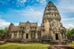 Free Historic Prasat Hin Phimai Castle At Nakhon Ratchasima Province, Thailand. Royalty Free Stock Photos - 43662388
