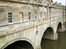 Historic Pulteney Bridge - close up Royalty Free Stock Photos