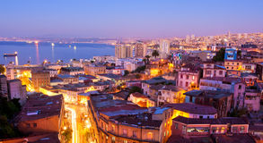 The historic quarter of Valparaíso, Stock Photos