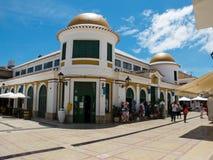 Historic quarter. Vila Real de Santo Antonio, Algarve. Portugal. Stock Photography
