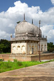 Historic Qutbshahi tombs in Hyderabad Stock Images