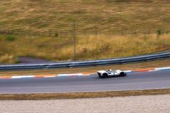 Historic racing car Royalty Free Stock Photo