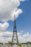 Historic radiostation tower in Gliwice, Poland Stock Images