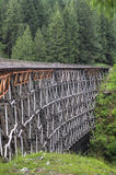 Historic Railway Trestle Royalty Free Stock Photo
