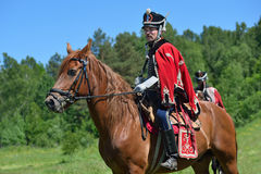 Historic reconstruction Royalty Free Stock Image