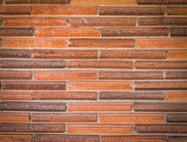 Historic Red Brick Wall Royalty Free Stock Photo