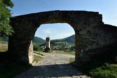 Rotes Tor, Wachau, Austria Stock Photography