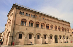 Historic religious centre of Parma Royalty Free Stock Photography