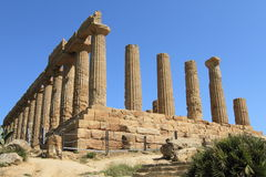 Historic religious edifice in Sicily Royalty Free Stock Photography