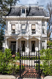 Historic residence Stock Photos