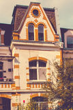 Historic Residential House in Berlin Stock Images