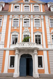 Historic Residential House in Goerlitz, Germany Royalty Free Stock Photo