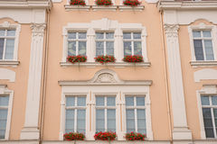 Historic Residential House in Goerlitz, Germany Royalty Free Stock Image