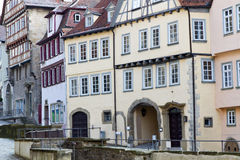 Historic residential houses, Germany Stock Photos