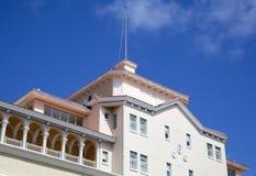 Historic Resort Stock Photo