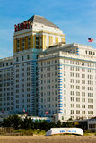 Historic Resorts International Hotel and Casino. Royalty Free Stock Photo