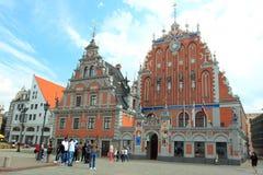 Historic Riga Stock Photo