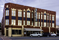 The Historic Ritz Theater in Brunswick, GA Royalty Free Stock Photo