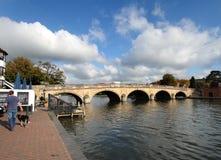 Historic Road Bridge Stock Images