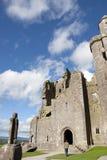 Historic rock of Cashel church Royalty Free Stock Photography