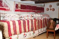Historic room, with old tools. A museum Uzhhorod Ukraine stock image