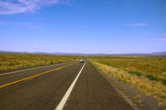 Historic route 66 Royalty Free Stock Image