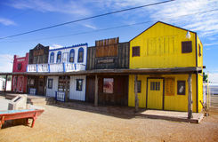 Historic route 66 Royalty Free Stock Photo