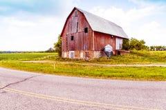 Historic Route 66 Stock Photo