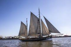 Historic sailboat Royalty Free Stock Photo