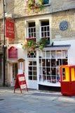 Historic Sally Lunn's house in Bath, Somerset, England Stock Photos