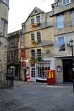 Historic Sally Lunn's house in Bath, Somerset, England Stock Photography