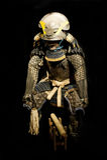 Historic Samurai Armor of famous Oda Nobunaga Stock Photo