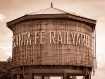 Historic Santa Fe New Mexico royalty free stock photos