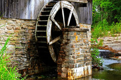 Historic sawmill. Old historic sawmill on manitoulin island Stock Photos