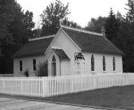 Historic School House Stock Photography