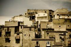 Historic sicilian architecture Stock Photography