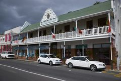 Historic Simon's Town Royalty Free Stock Image