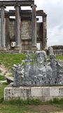 Historic Site, Ancient History, Archaeological Site, Ruins royalty free stock photo