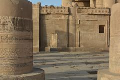 Historic Site, Ancient History, Egyptian Temple, Archaeological Site stock photos