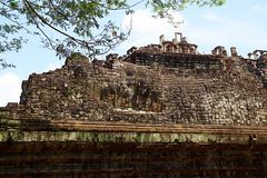 Historic Site, Archaeological Site, Ancient History, Ruins royalty free stock photography