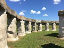 Historic Site, Archaeological Site, Ancient History, Ruins stock photo
