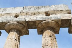 Historic Site, Column, Ancient History, Archaeological Site royalty free stock image